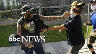 Deadly protest shooting