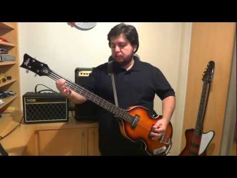 Savoy Truffle (The Beatles) - bass cover