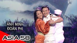 TÌNH CA NGƯỜI ĐI BIỂN | Nhạc Sĩ: Trường Hải | ÁNH MINH - ĐOÀN PHI