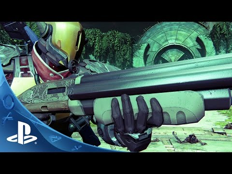 Destiny Expansion I: The Dark Below Trailer