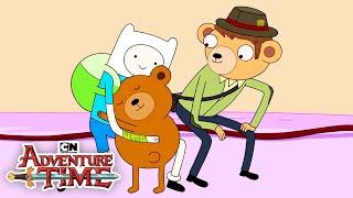 Rap Battle | Adventure Time | Cartoon Network