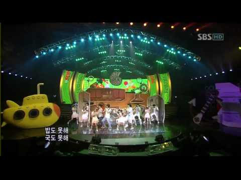 Super Junior-Happy - Interview, Cooking? Cooking! (Comeback Stage)(SBS Inkigayo)