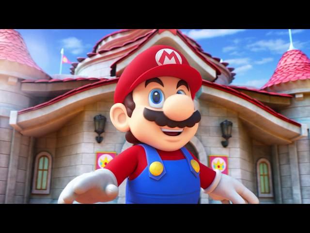 任天堂攜手環球影城 打造「超級任天堂世界」主題園區
