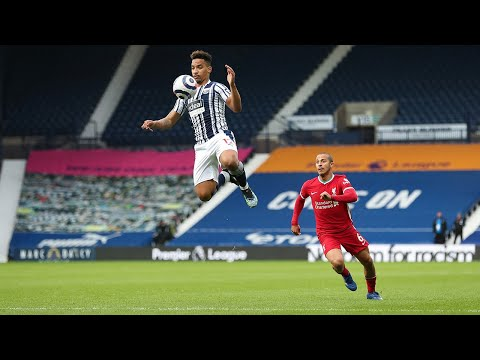 West Bromwich Albion v Liverpool highlights