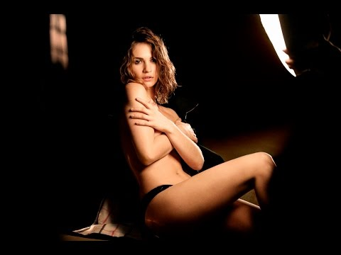 My Burberry Black Fragrance - Photo shoot with Lily James
