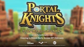 Portal Knights - Announcement Trailer