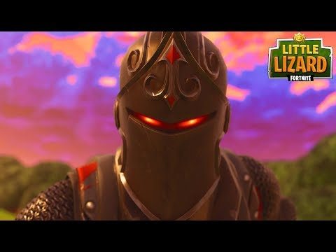 BLACK KNIGHT RISES TO CHALLENGE OMEGA!   Fortnite Short Film