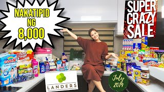 MONTHLY GROCERY SHOPPING AND HAUL!  - JULY 2019 (VLOG# 174)