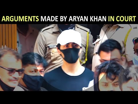 Mumbai rave party: Here are the main arguments SRK's son Aryan Khan made in his bail plea