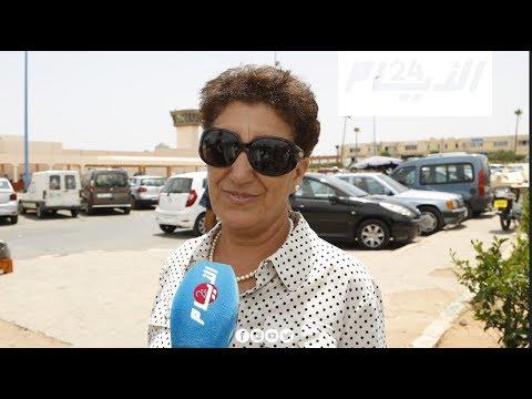 المحامية اشتاتو تكشف حقيقة إضراب رفاق الزفزافي عن الطعام