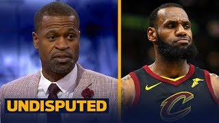 Stephen Jackson on chance LeBron's new-look Lakers can dethrone the Warriors | NBA | UNDISPUTED