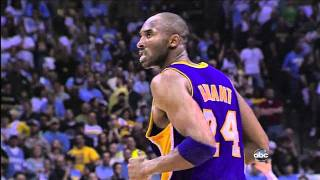 Kobe bryant  -  Nothing but a  legend