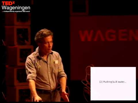 Water Policy for the People: David Zetland at TEDxWageningen