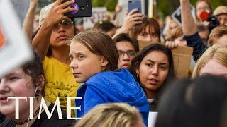 TIME 2019 Person Of The Year: Greta Thunberg   TIME