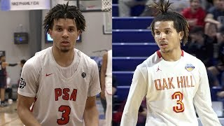 Cole Anthony ULTIMATE MIXTAPE! #1 PG in High School Basketball!