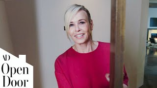 Inside Chelsea Handler's Lively Home With An Outdoor Pizza Oven | Open Door