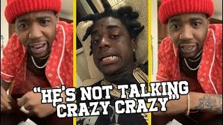 YFN Lucci Reacts To Kodak Black Coming For Lil Wayne's Daughter!