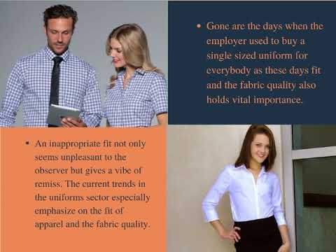 Changing Trends In Corporate Uniforms,Know Why You Need Transition
