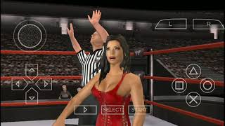 Candice Michelle vs CM punk    SVR 2008 Android Gameplay #16    by king of Android games   