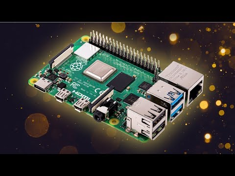 Vorgestellt: Raspberry Pi 4 - Unboxing & First Look