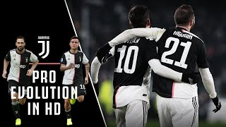 REALITY OR PES? 🤔? | THE HIGUAIN AND DYBALA CONNECTION VS UDINESE!🎮??