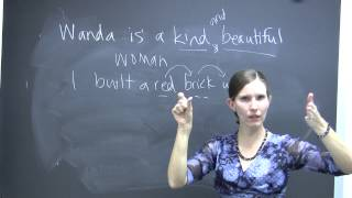 Repeat youtube video Chap 10 Part 1 - Commas and Semicolons
