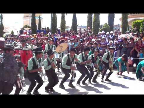 Concurso de Bandas 2015 Escuela Aldea Monrrovia San Juan Ostuncalco