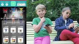 Pokémon Go #7  - Kyurem Raid dag två och äntligen evolve!