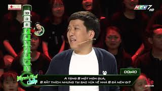 Điểm Lại Top 10 Người Chơi Chống Đối Trường Giang Và Hari Won | Hài Nhanh Như Chớp 2019 [Full HD]