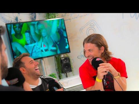 Tomorrowland 2018 : Axwell /\ Ingrosso en interview