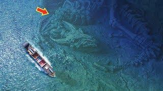 Những Thứ Kỳ Lạ Và Bí Ẩn Nhất Từng Được Tìm Thấy Dưới Đáy Biển