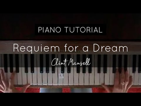 Baixar How to play: Requiem for a Dream (Clint Mansell) FULL Piano Tutorial
