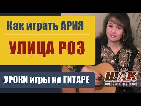 Уроки гитары.