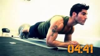 8 phút tập bụng mỗi ngày để có cơ bụng 6 múi cùng HLV Jamie Alderton