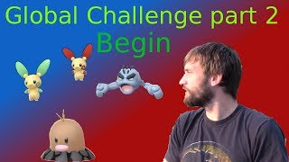 Hunting Shiny Plusle and Shiny Minun in Pokemon Go