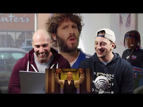 Lil Dicky - Freaky Friday Feat. Chris Brown - METALHEAD REACTION TO HIP HOP!!!
