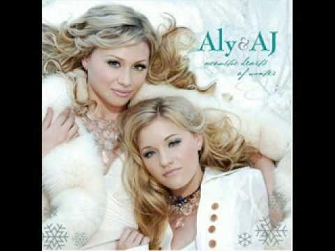 04. Aly & AJ- The First Noel HQ + Lyrics