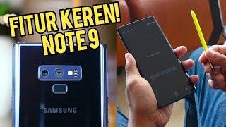 Samsung Galaxy Note 9 : Hp Terbaik di 2018? Kehebatan S-Pen