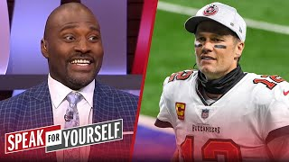 Tom Brady's Bucs are going to upset Drew Brees & Saints — Marcellus Wiley | NFL | SPEAK FOR YOURSELF