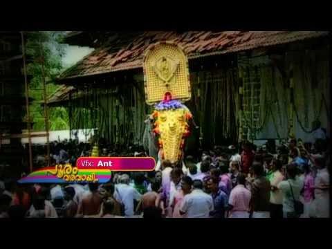 Thrissur Pooram 2013 Official  Theme Song Video hd (Kelkunnille Kelkunnille)