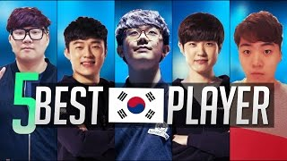TOP 5 KOREAN Overwatch Players ► Miro, Esca, ryujehong, Pine, EFFECT