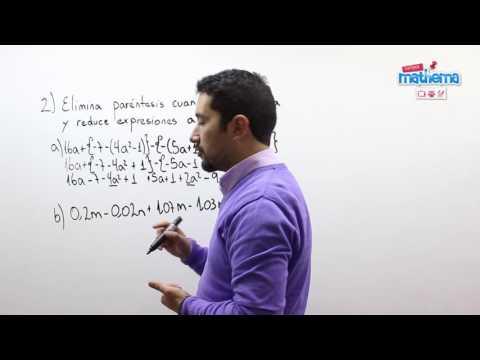 Prueba de algebra 2