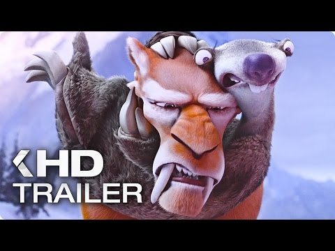 Ice Age 5  - Official Hollywood Trailer