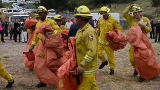 Ventura County Fire Department Ready For Wildfires