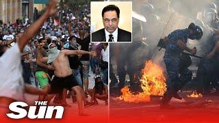 Beirut blast: Lebanon's Prime Minister resigns, blames cor..