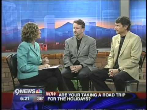 NBC Denver 50 State Marathon News Clip