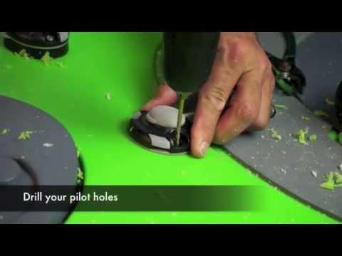 Yak Gear - How to Install a Railblaza Starport