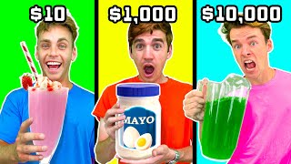 EAT IT AND I'LL PAY FOR IT!! (Drink Edition)