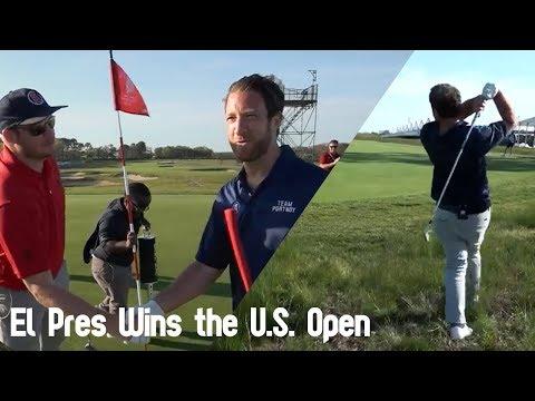 Dave Portnoy Wins the U.S. Open
