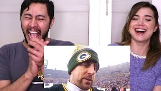NFL 2017 A BAD LIP READING   Reaction by Jaby & Achara!